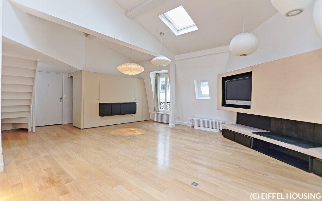 Av grande arm e paris 17 appartement louer eiffel housing - 10 avenue de la grande armee ...