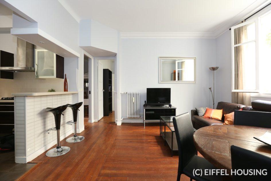 Location meubl e square mignot paris 16 65 m2 2 - Location chambre de bonne paris 16 ...